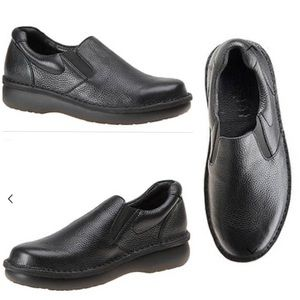 Propet Galway Walker Slip On Leather Comfort Shoes